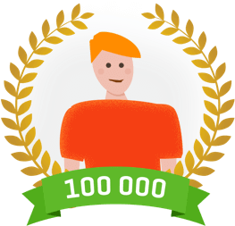 The 100,000th user joins DeskTime