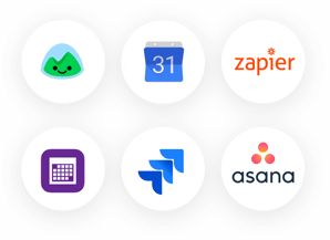 Integrations with major project management apps