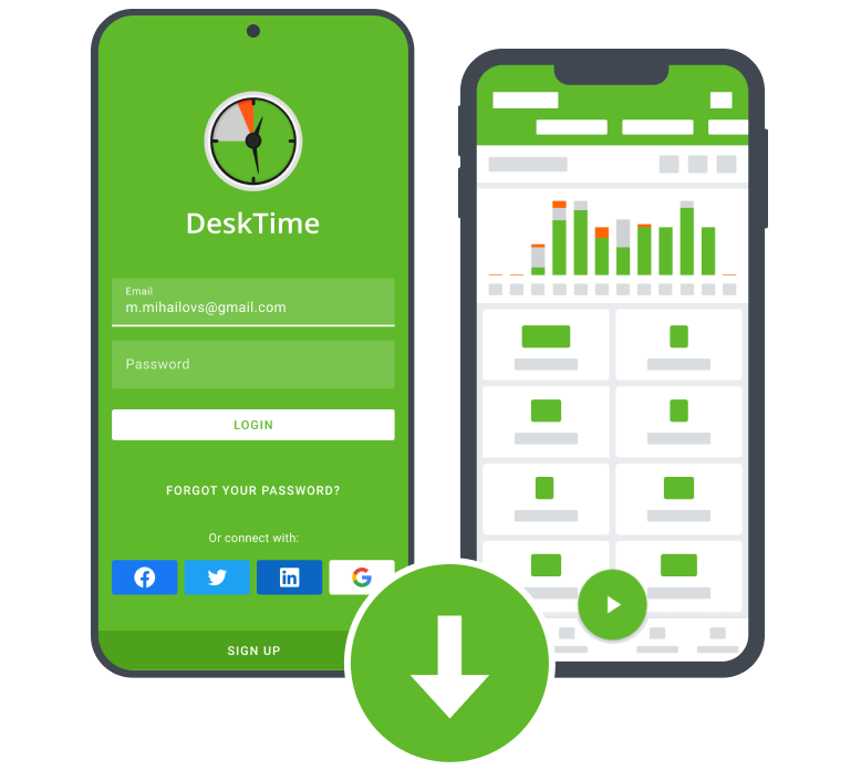 Things to know about using DeskTime