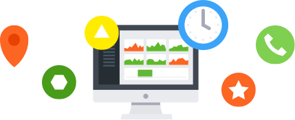 Start tracking your employees' time with DeskTime!