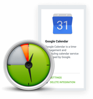 Integrate Google Calendar with DeskTime