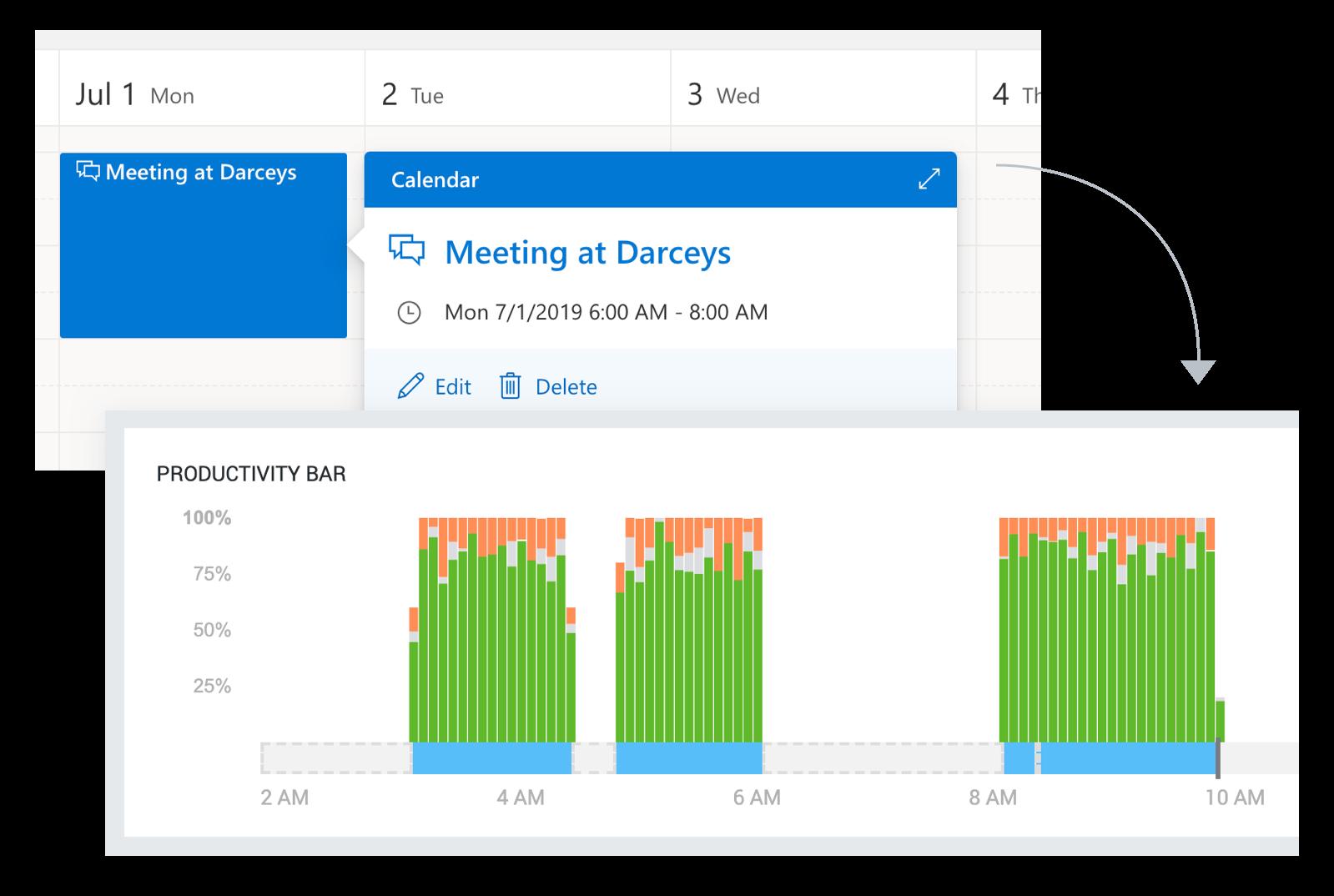 Integrate Outlook with DeskTime time tracker | DeskTime