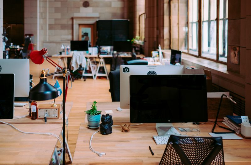 Can an office environment really affect productivity? – The answer is YES! [UPDATED]