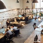 how to make open plan office productive