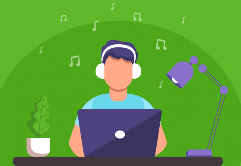 Music doesn't increase your productivity (but it helps you get more stuff done)
