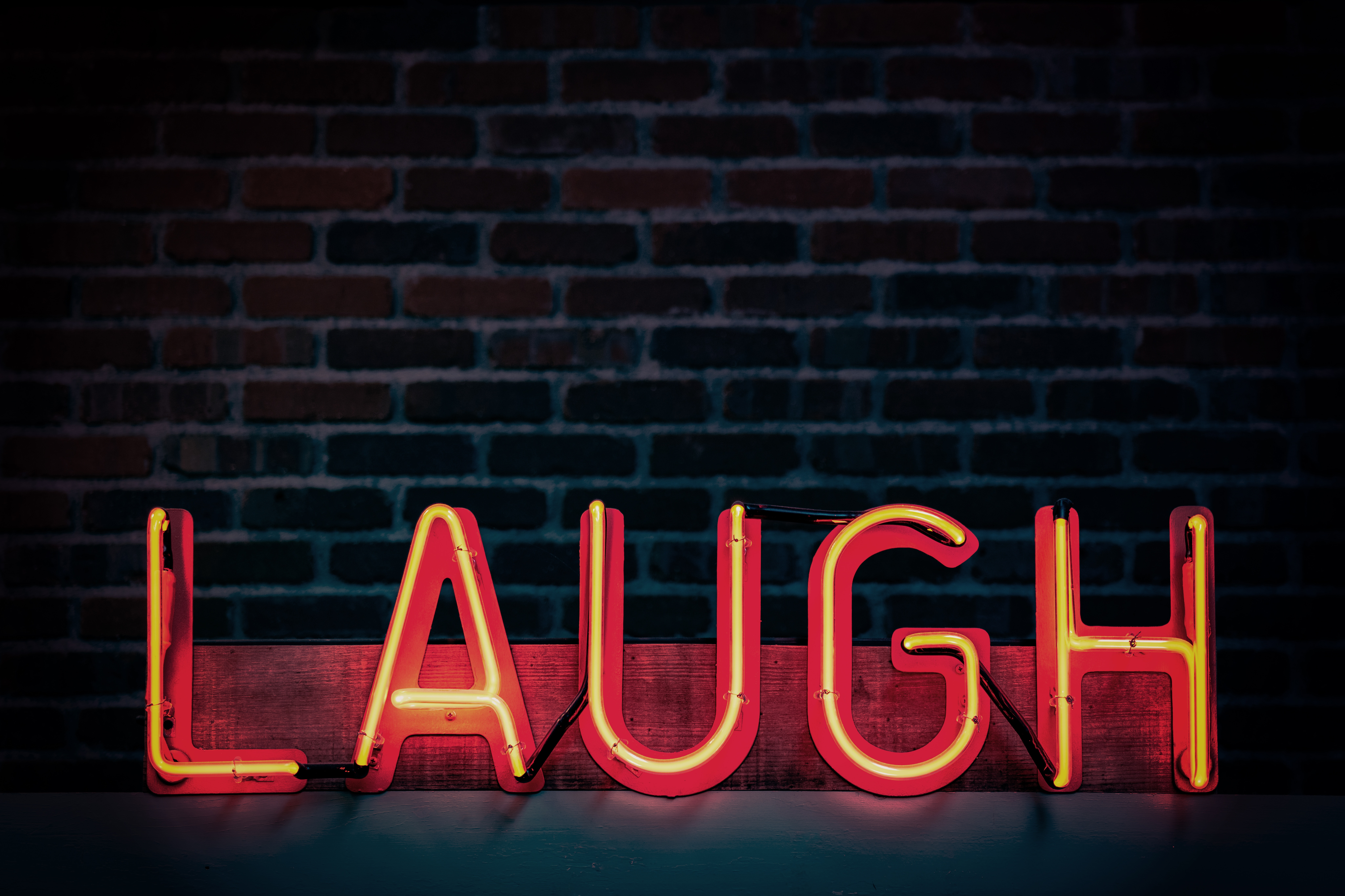 why you need to laugh at work