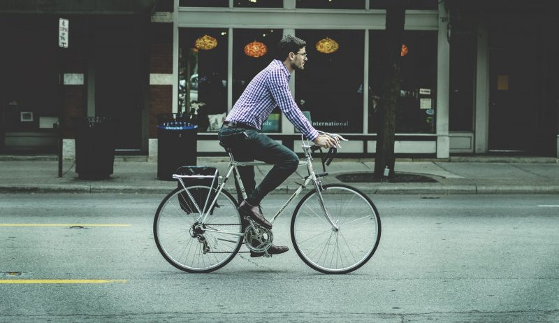 5 Reasons Why You Should Cycle to Work