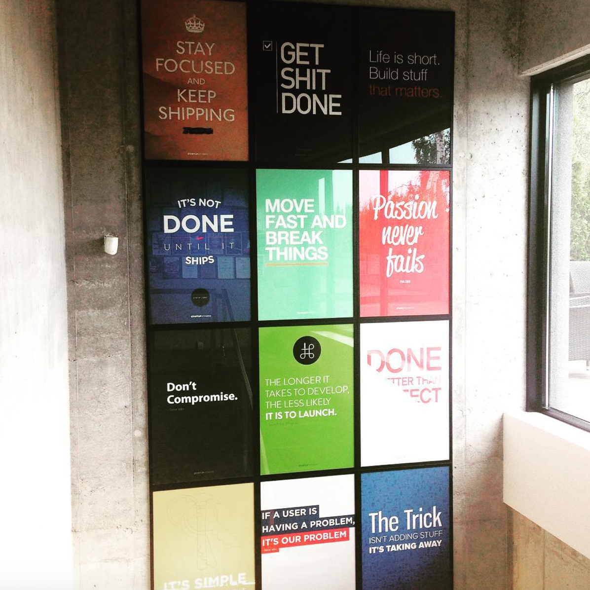 office posters
