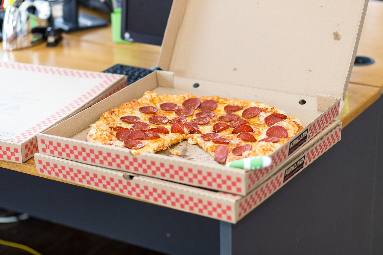 startup pizza