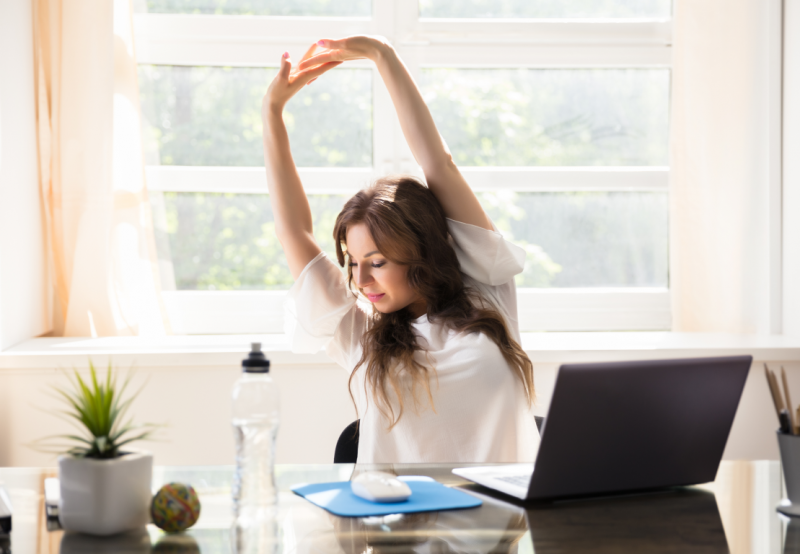 How to Exercise when You're Working 9-5