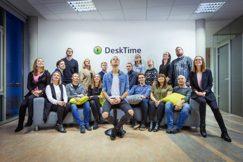 DeskTime year 2018 in review