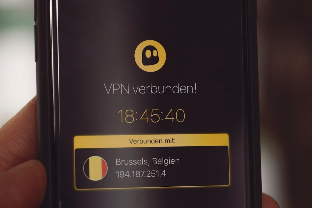 vpn on phone