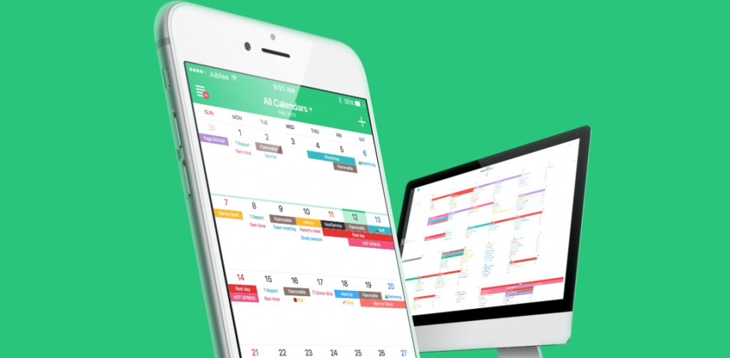 TimeTree time management app for families