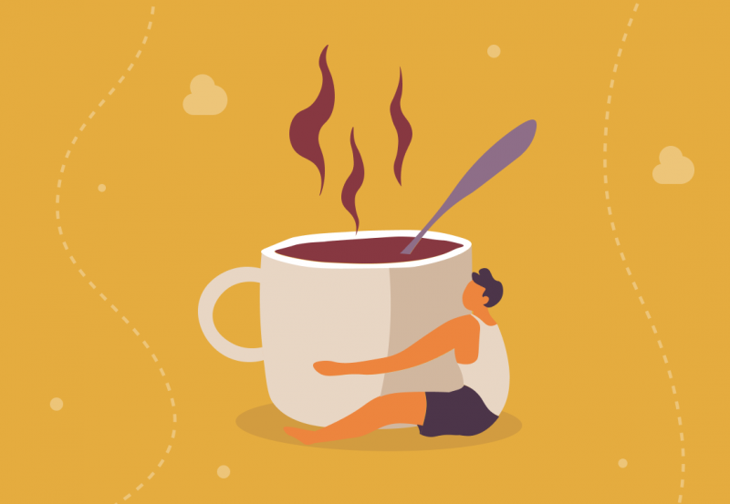 Coffee and productivity – a complicated affair [Infographic]