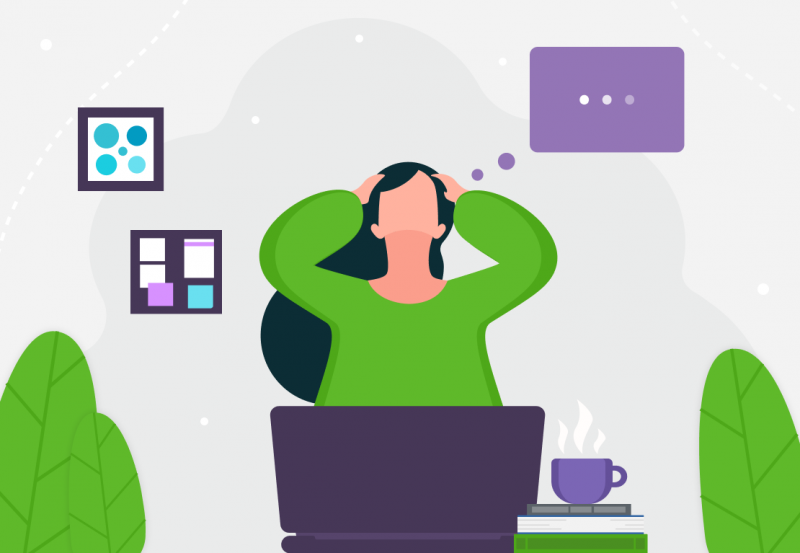 Working from home and mental health: the negative impact of remote work + what to do about it