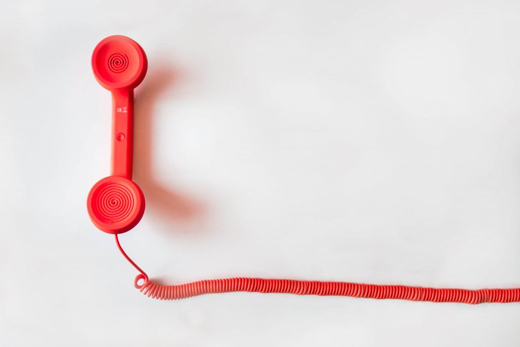 Red soft-phone