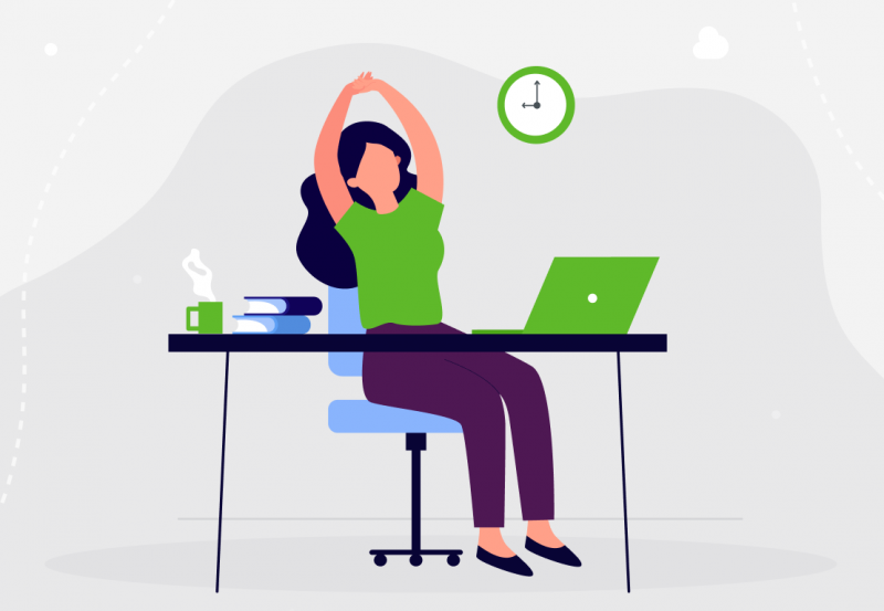 5 Productivity-boosting benefits for remote employees