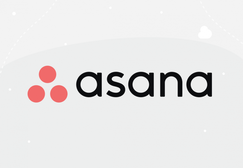 Asana project management tool logo