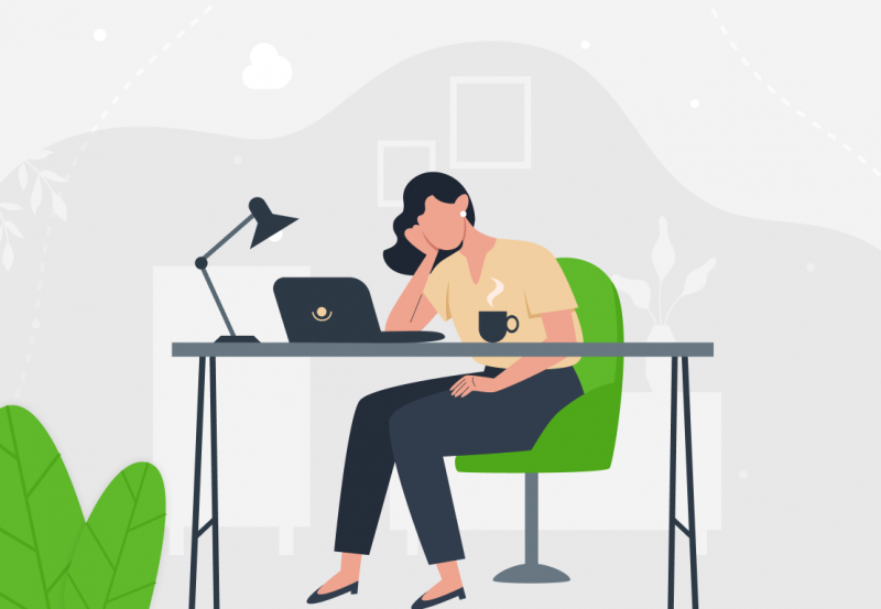 How to remedy work from home burnout